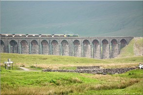 Ribblehead Viaduct, Yorkshire Dales. Photo Yorksdales-23835