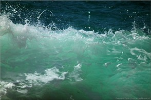 Wave, Porthcurno, Cornwall. Photo Porthcurno-23967