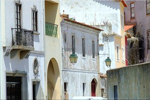 Townscape, Algarve, Portugal. Photo Portugal-21169
