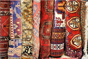 Palestinian carpets, Bethlehem. Photo Adnan_10144