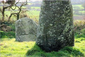 Boscawenun stone circle, West Penwith, Cornwall. Photo Boscawenun-24803