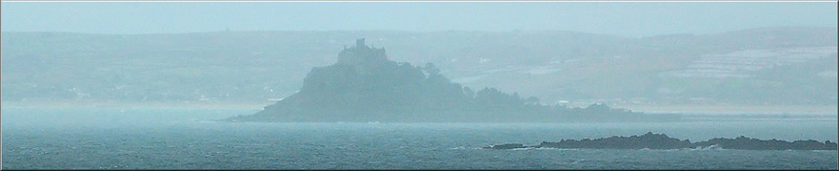 St Michael's Mount from Cudden Head | PrussiaCove_16706