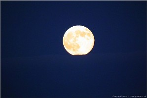 Supermoon over Cornwall | Botreamoon-29108