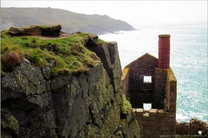 Old tin mine, Botallack, Cornwall | Botallack-27346