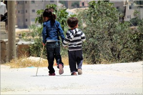 Children, Yatta, Palestine | Hebron-area-13985