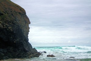 Indian Chief, Chapel Porth, along from Porthtowan, Cornwall