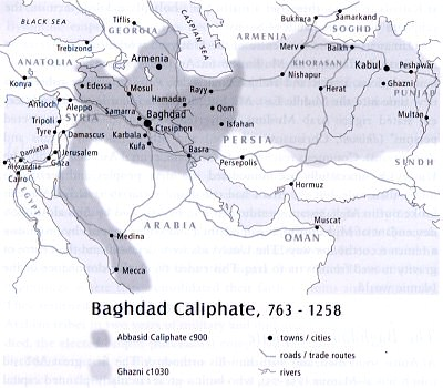 KS Baghdad AD Lessons - Blank world map key stage 2
